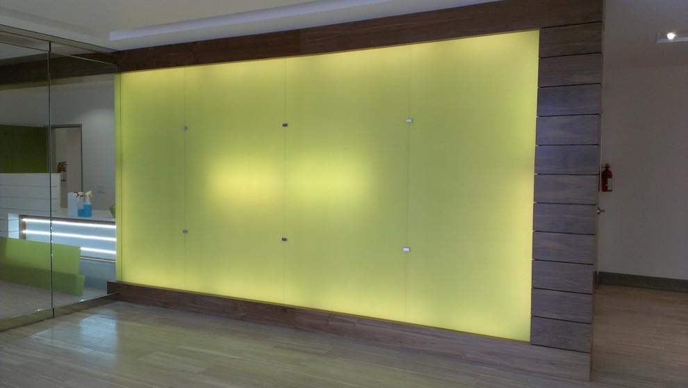 Acrylic Walls Modern Houston By Texwood Designs Inc