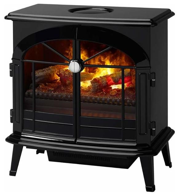 Dimplex Stockbridge Opti-Myst Electric Free Standing Fireplace