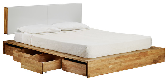 Laxseries Storage Bed King