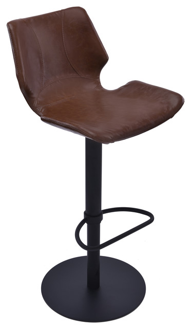 Surprising Zuma Adjustable Swivel Metal Barstool Vintage Coffee Pdpeps Interior Chair Design Pdpepsorg