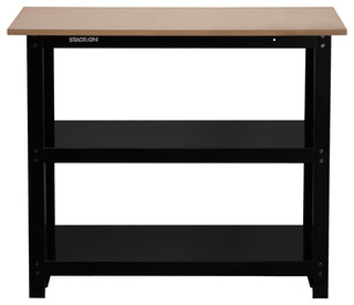 Stack-On Compact Steel Workbench