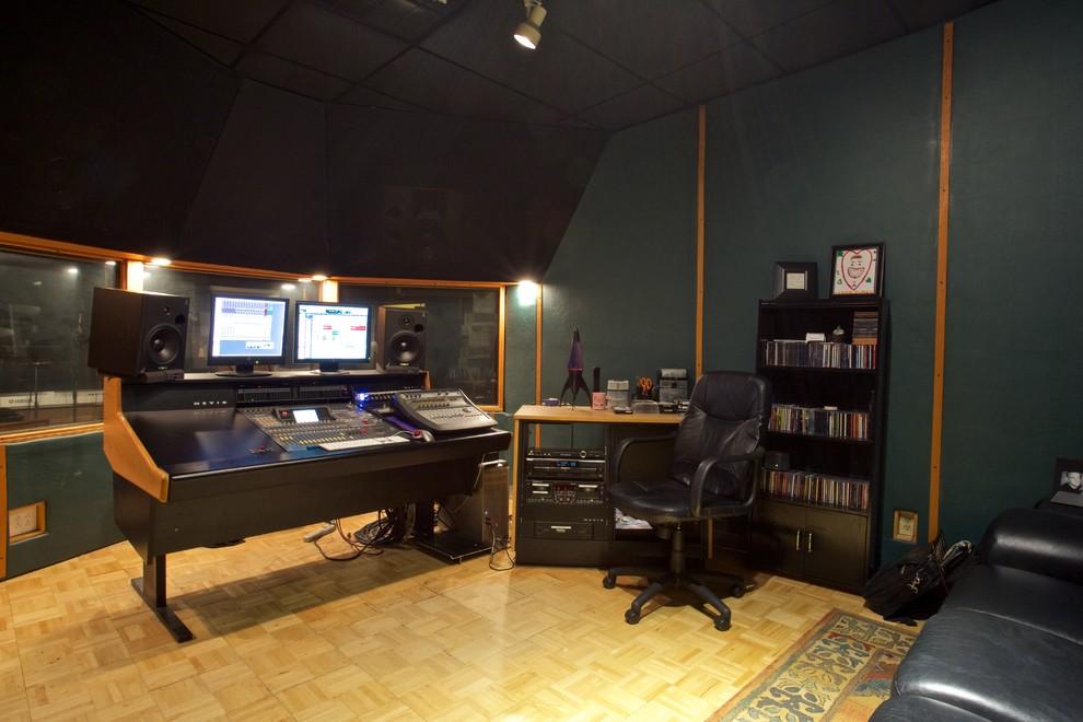 Recording Studio Acoustic Designs