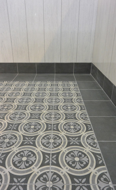 Pattern And Printed Tiles Modern