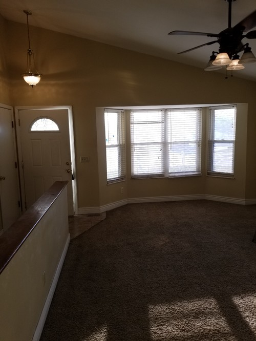 Odd Living Room Layout