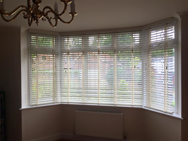 50mm Wood Venetian Blinds With 25mm Tapes