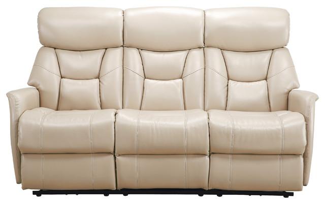 Easy Living Bonn Dual Reclining Sofa With Usb.