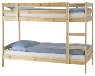 MYDAL Bunk bed frame modern beds