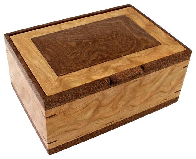Men S Valet Amp Watch Box