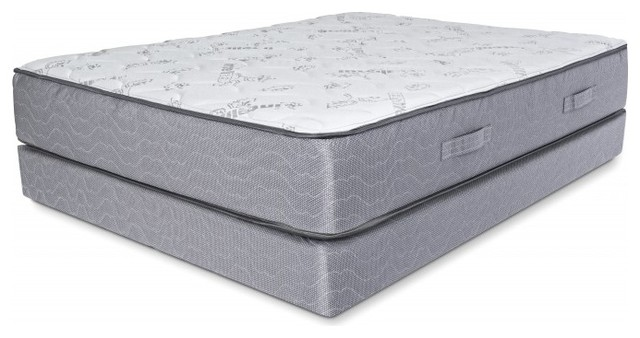 Relief Perfect Lo Motion Intelli Gel Mattress Modern