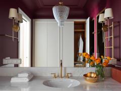 Houzz тур: Уютная квартира для поклонницы керамики и живописи