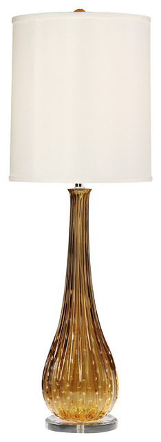 Matera Venetian Glass Lamp.