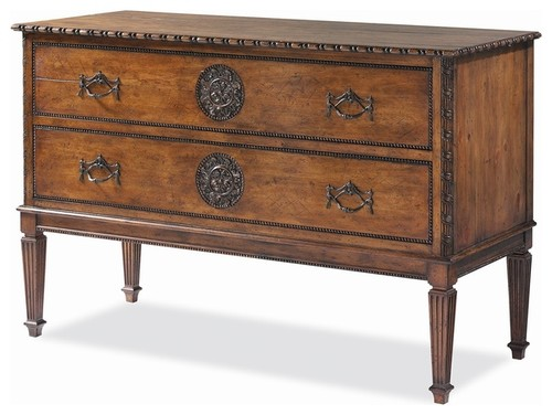Hancock and Moore Medallion Drawer Chest