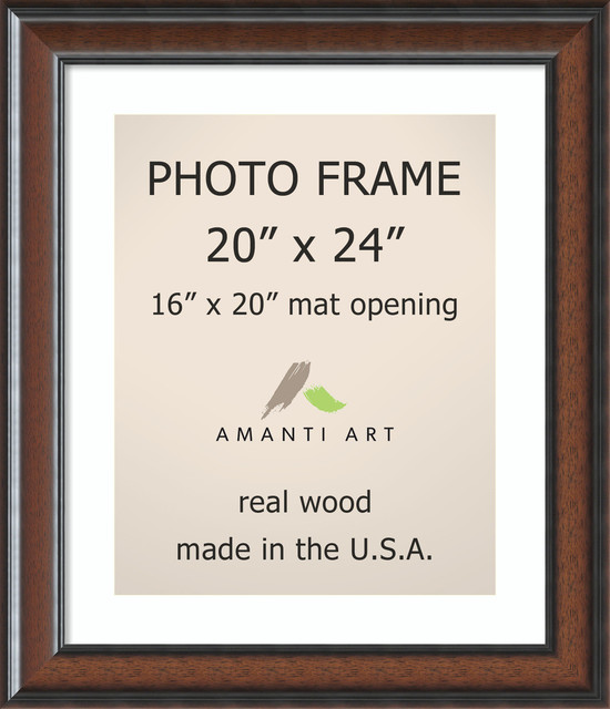 Picture Photo Frame 20 X24 Matted To