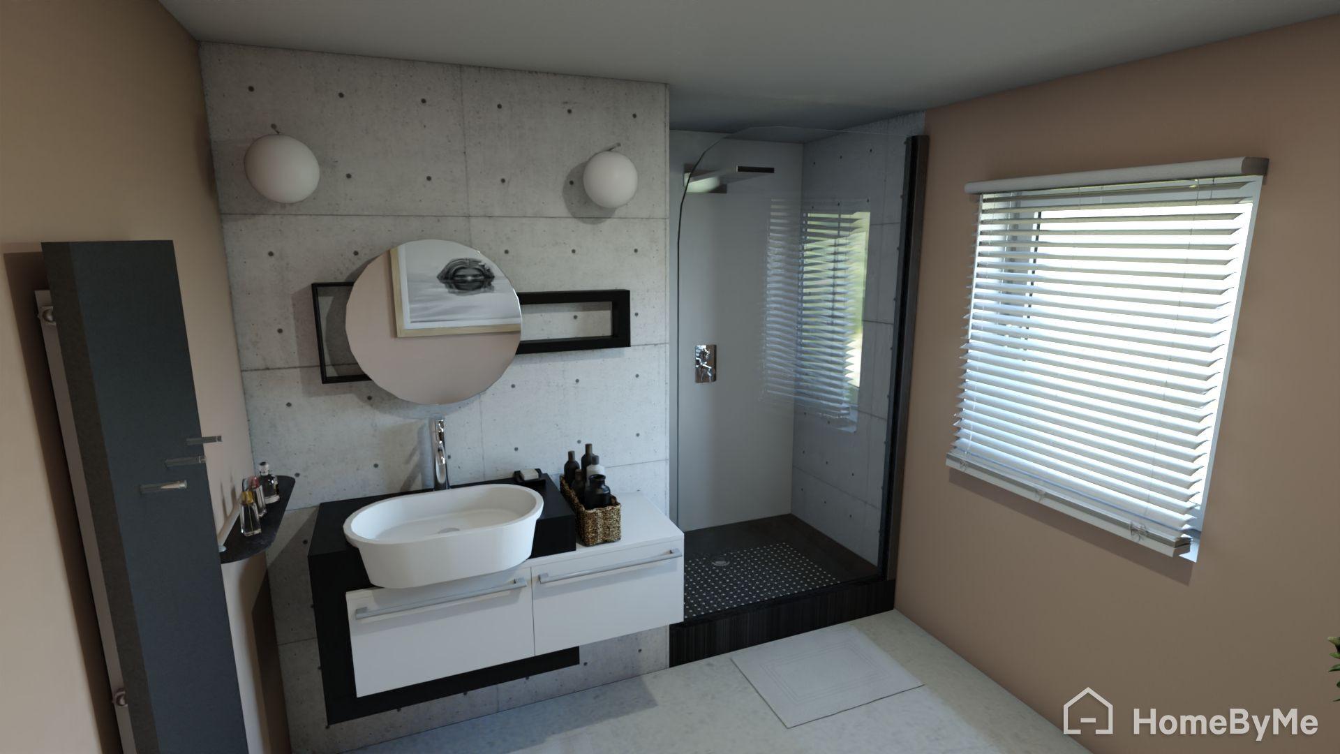 Salle de Bain - Salle d'eau 3D