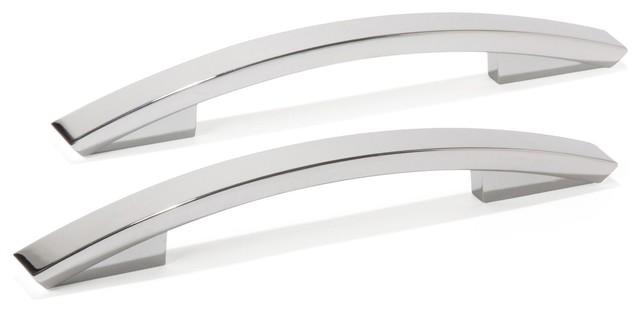 Apia lot de 2 poign es de meubles moderne tirette et - Poignee de meuble de cuisine ...