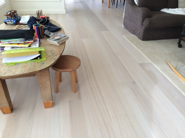 White wash Tas oak timber flooring Scandinavian  : scandinavian from www.houzz.com size 640 x 480 jpeg 55kB