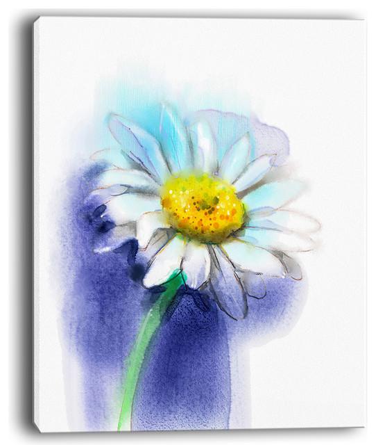 ART POSTER Gerbera Daisies