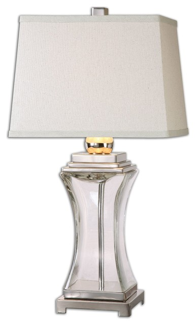 Fulco Glass Table Lamp.