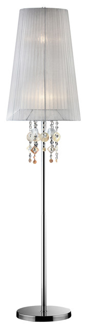 Moon Jewel Floor Lamp.