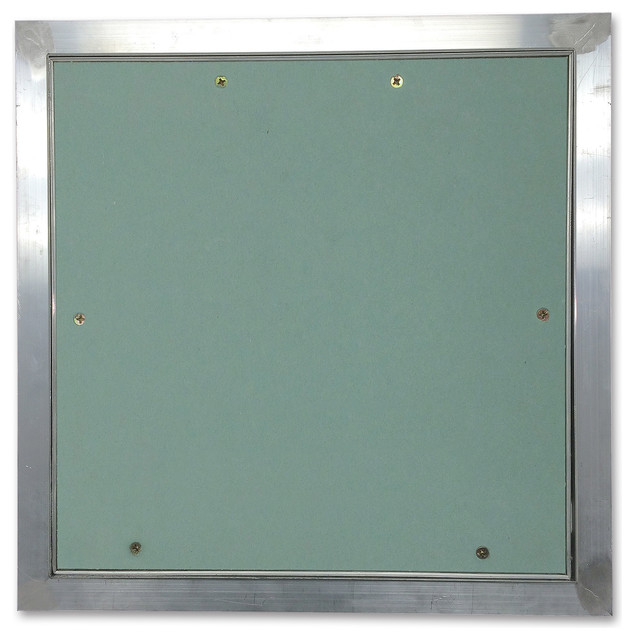 Metal Access Panels For Drywall : Steel recessed drywall access panel traditional