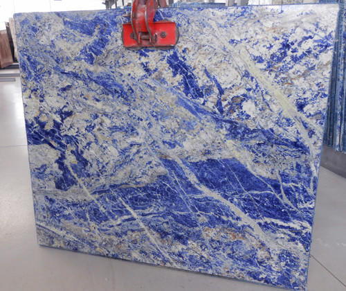 Our New Exotic Royal Blue Marble Slab From Royal Stone