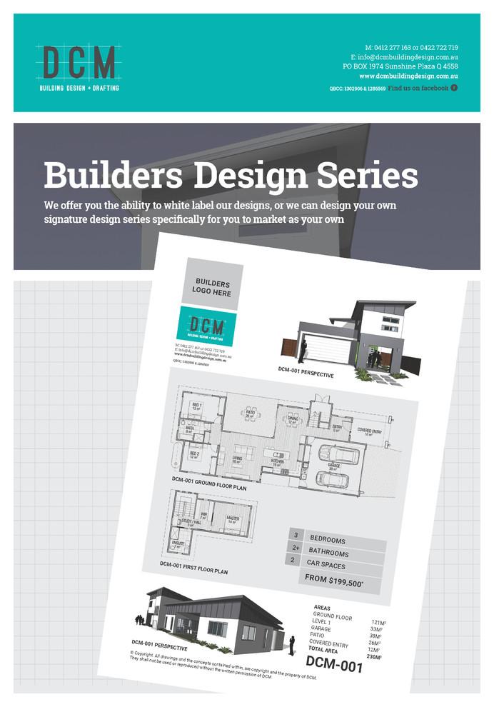 DCM Builders Design Series