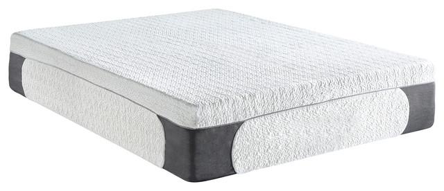 Classic Brands Cool Gel Ultimate King Plush Gel Memory Foam Mattress