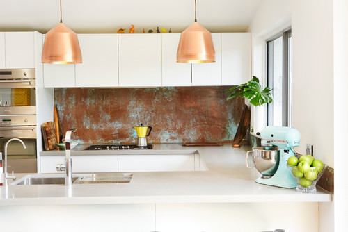Copper Splashbacks