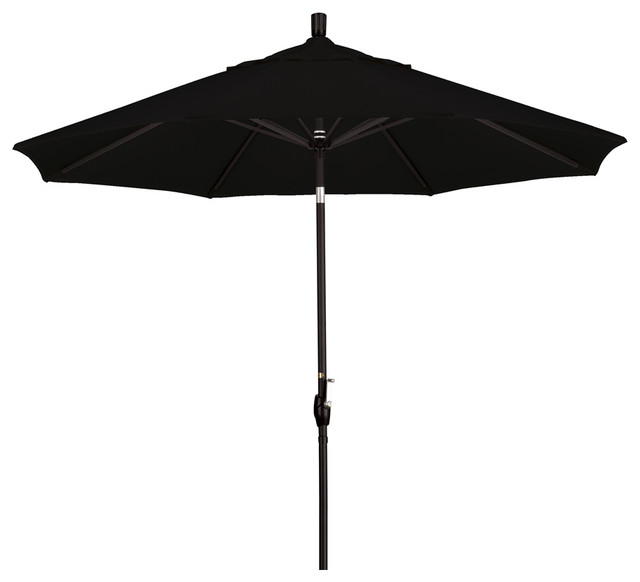 Pacifica Umbrella, Black Pole.