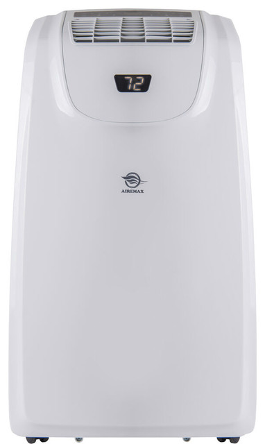 Heat/Cool Portable Air Conditioner with Remote Control for Rooms up to 500 SqFt.
