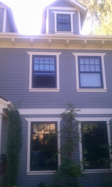 Exterior Window Trim Design