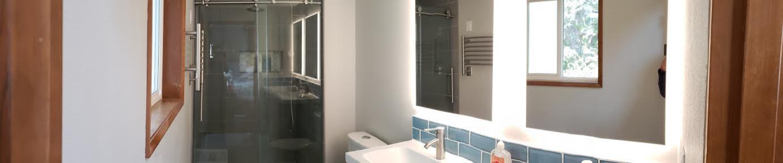 Manzanita Beach House Master Bath