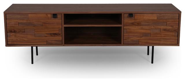 Pasadena Media Unit - Contemporary - Media Cabinets - by IONDesign Furniture Marketing Ltd.
