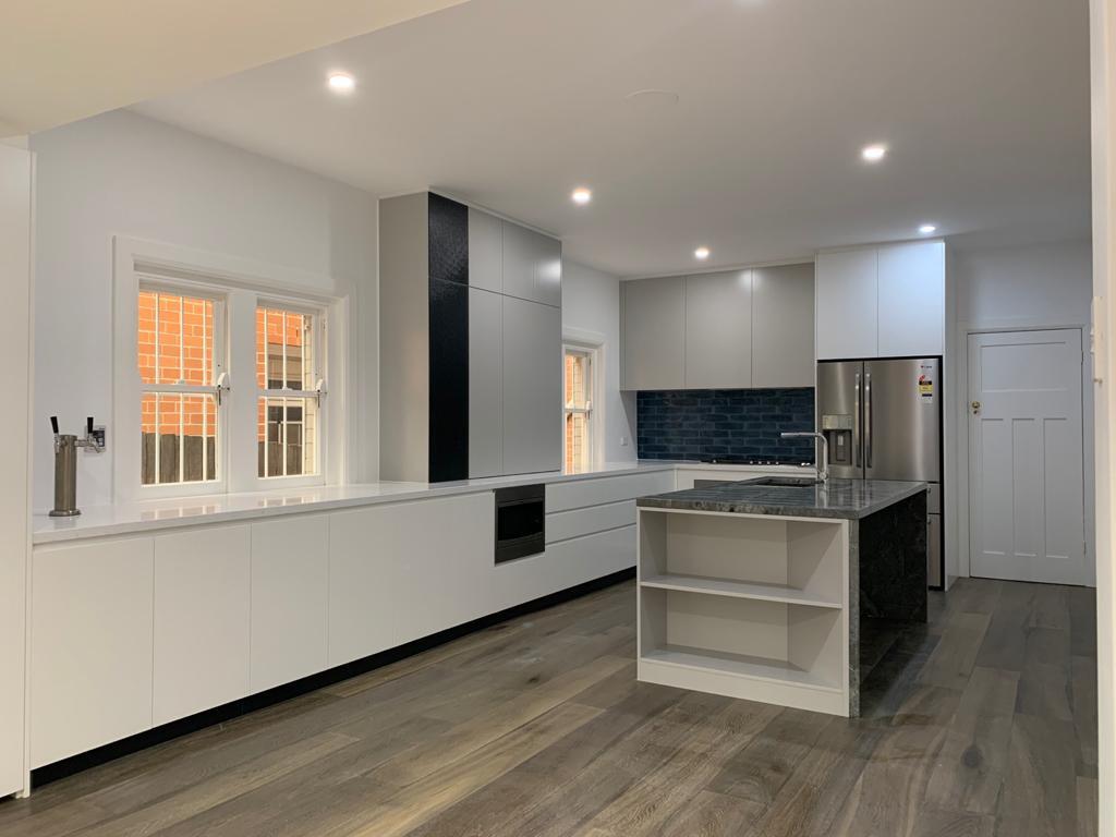 Kitchen Renovation & Extension