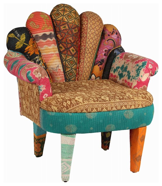 Karma Living Peacock Chair 29x20x33 Quot View In Your