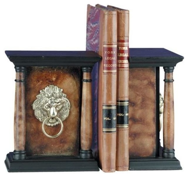 Bookends Bookend TRADITIONAL Antique King of