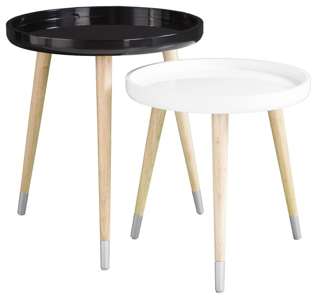 Holly & Martin Coho Accent Tables 2-Piece Set