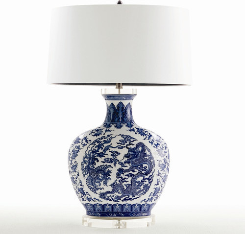 Arteriors Dragon Lamp Contemporary Furniture By