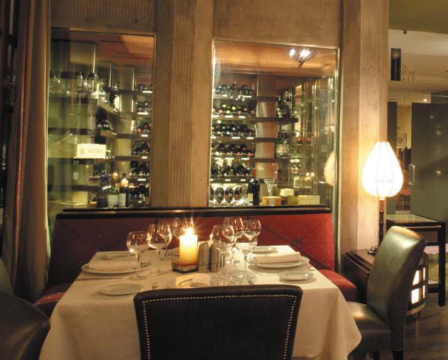Restaurante La Esencia Hotel Incosol*****