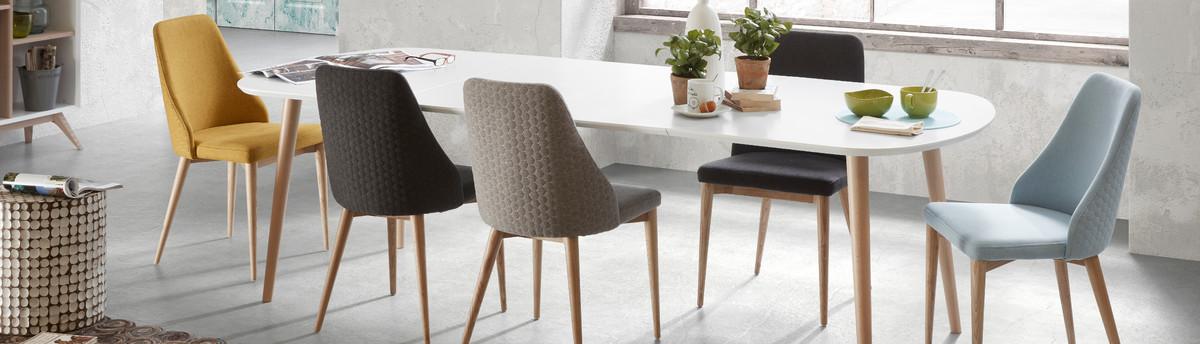 Oakland Table U0026 Lejeir Chair By LaForma Australia