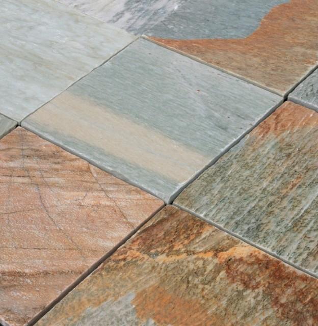 Cabotslate Tile Golden White Quartzite