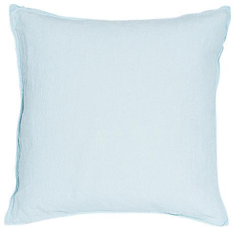 Ice Blue Decorative Pillows