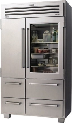 modern refrigerators and freezers Sub-Zero 648PROG Model