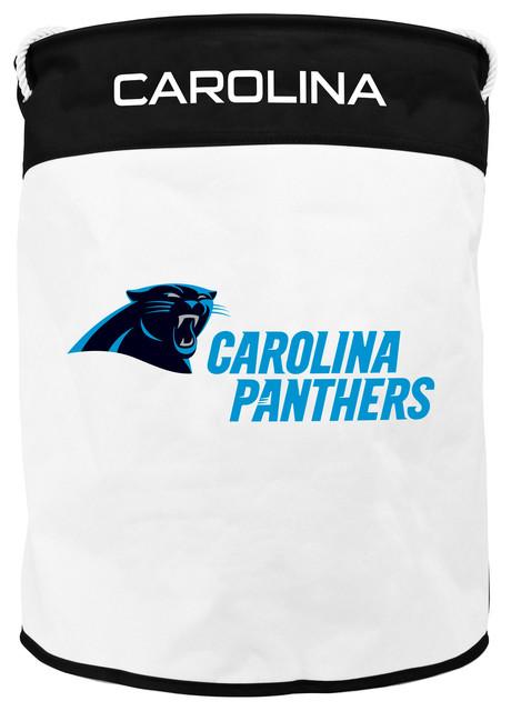 Carolina Panthers Canvas Laundry Bag.