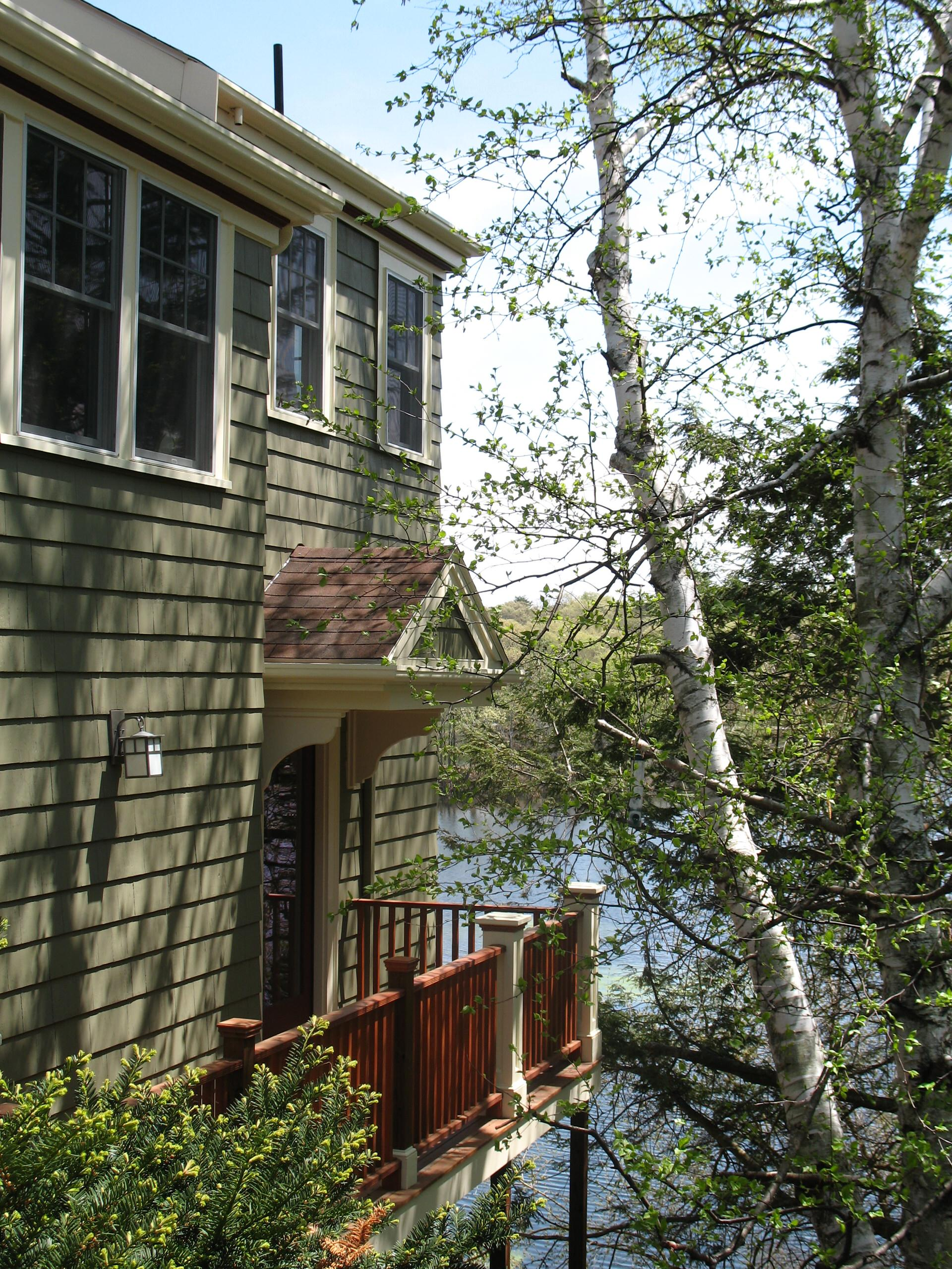 85 Pond St., Winchester, MA -  Addition