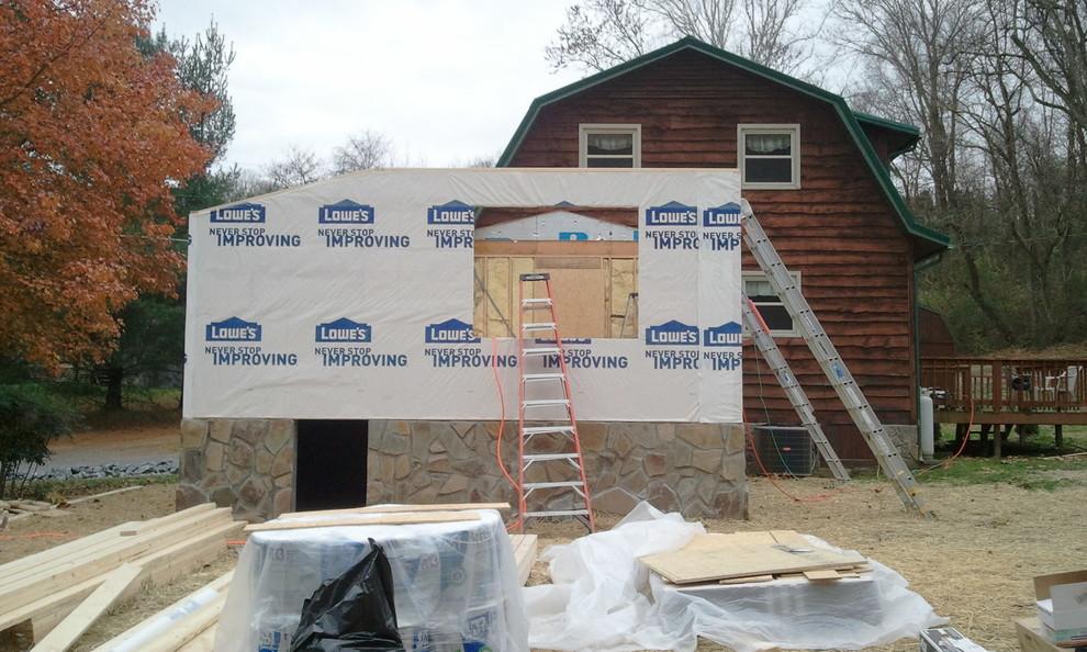 House Addition: Framing