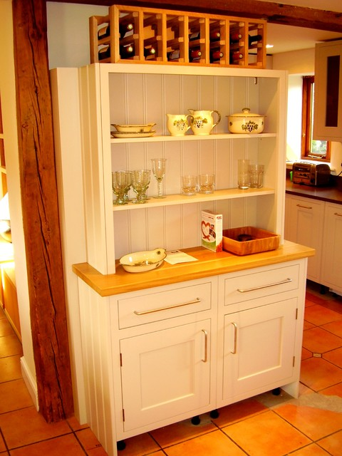 Shaker Kitchen Dresser Contemporary Sussex by The English