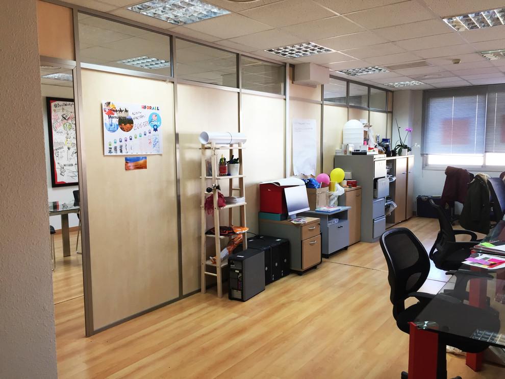 Mejoras en Oficina