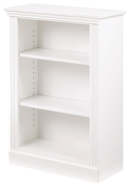 Madison Book Shelf, White.