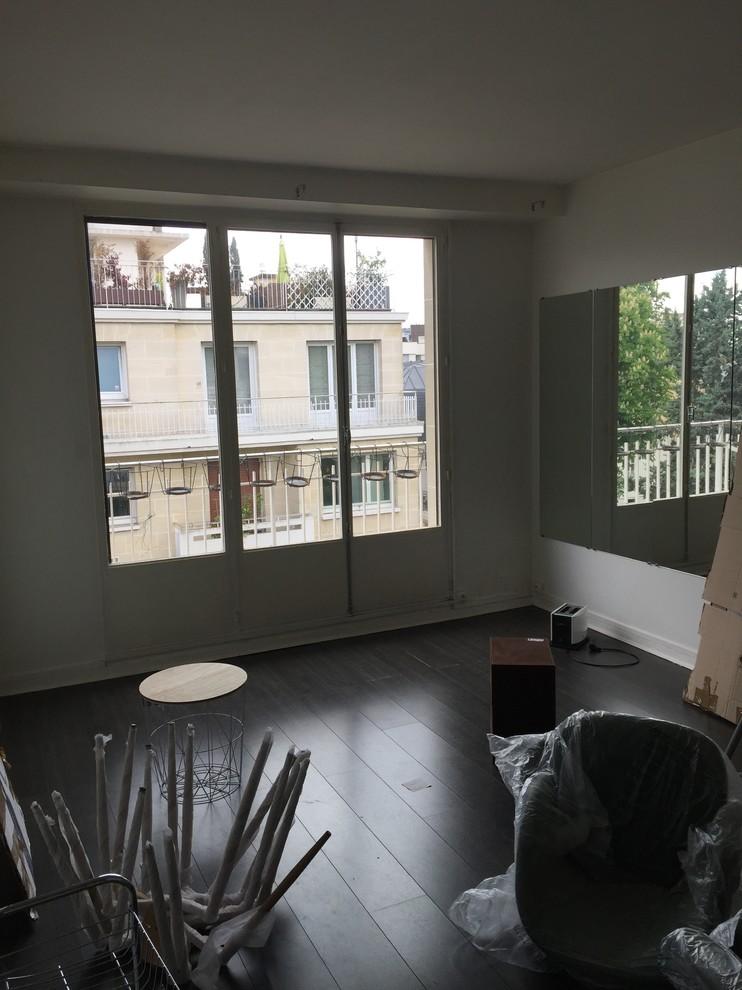 AVANT/APRES Transformation d'un F2 - Neuilly